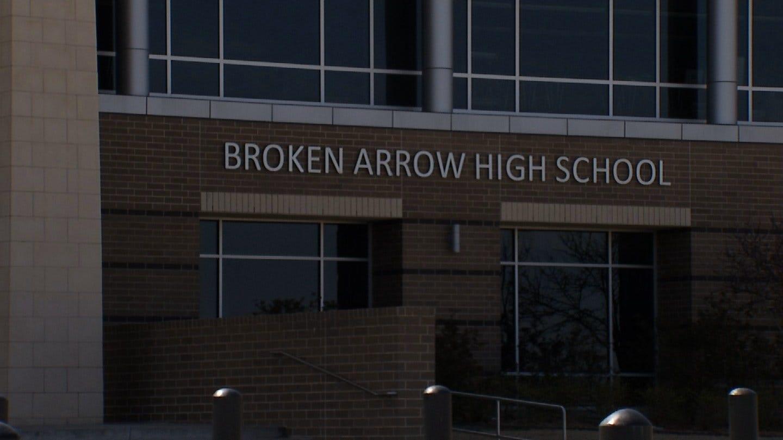 Lockdown Lifted At Broken Arrow High School
