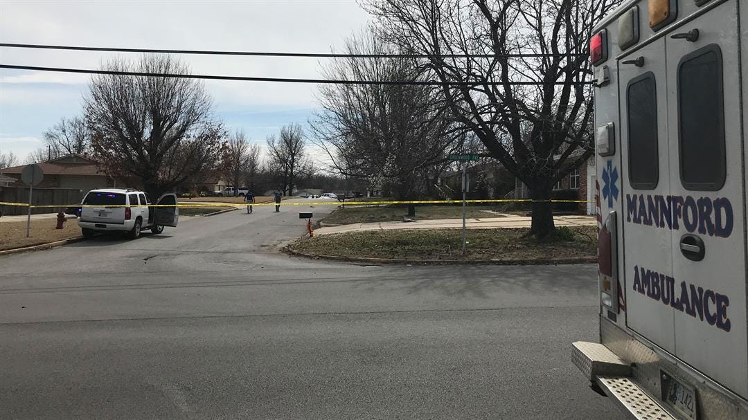 Man Dead After Police Shooting In Mannford