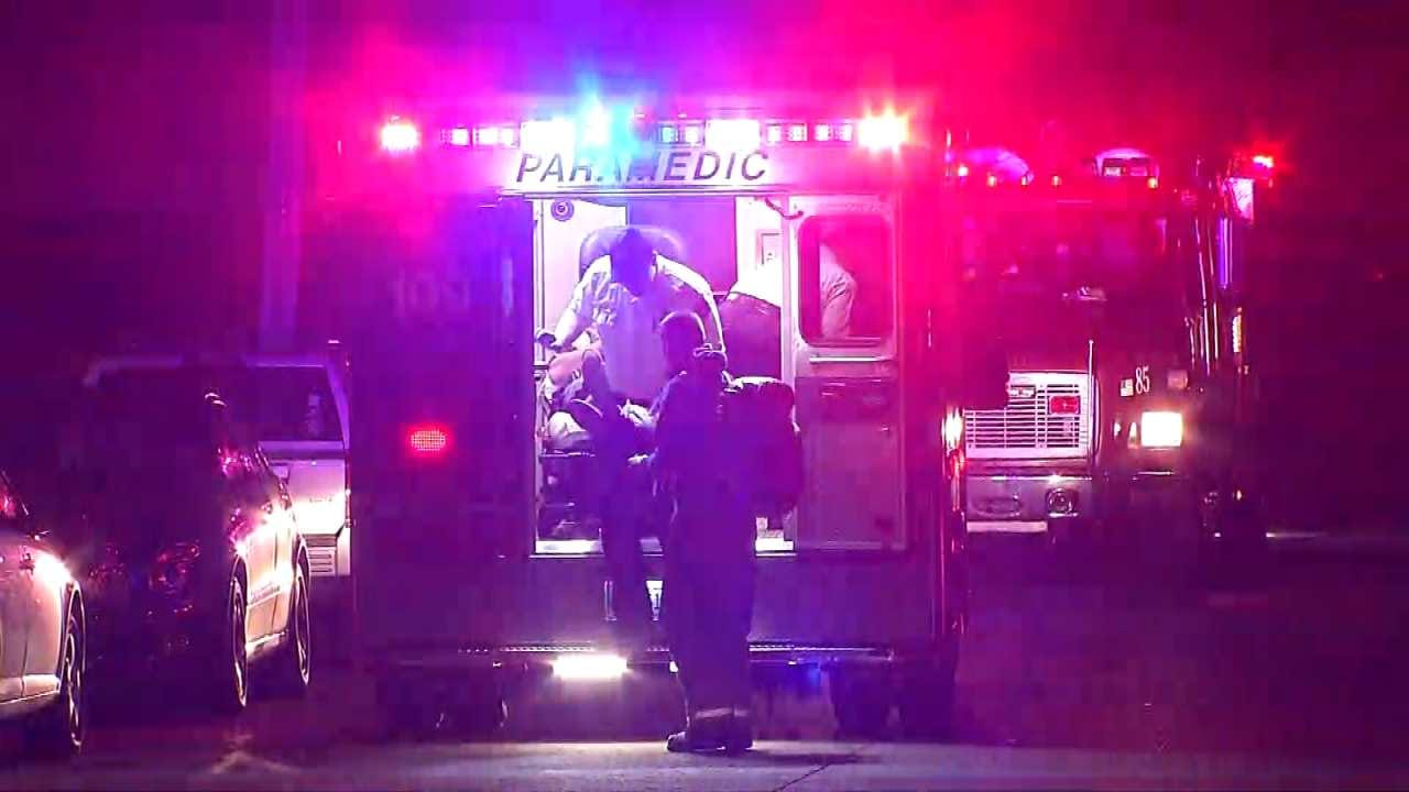 Man Stabbed During Fight At Tulsa Apartment Complex