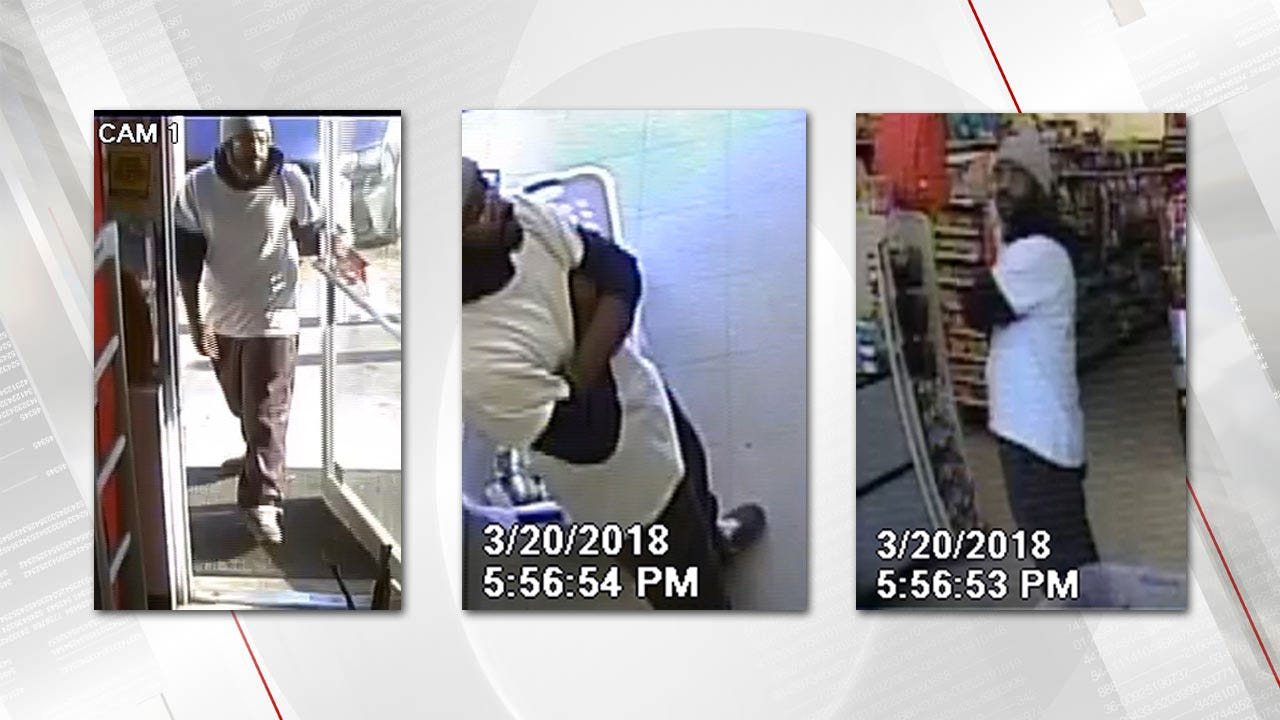 Tulsa Man Wanted For Dollar Store Robbery, TPD Says