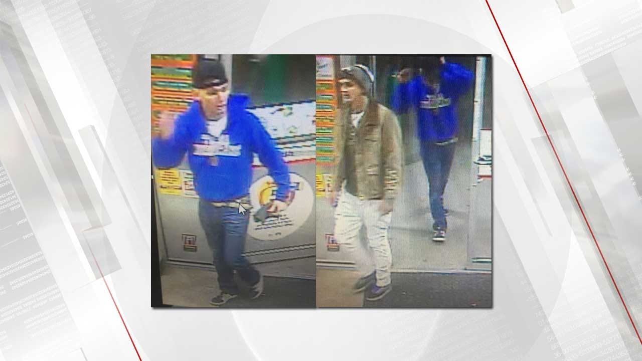 Wagoner County Trying To Identify Car Theft Suspects