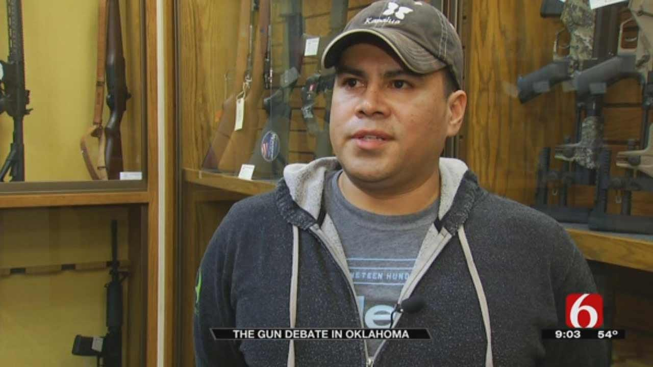 WATCH NOW: Interview With Man Killed In Owasso Officer-Involved Shooting