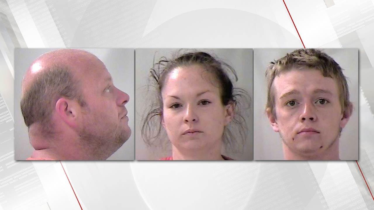 Cleveland Police Arrest 3 In Drug Raid