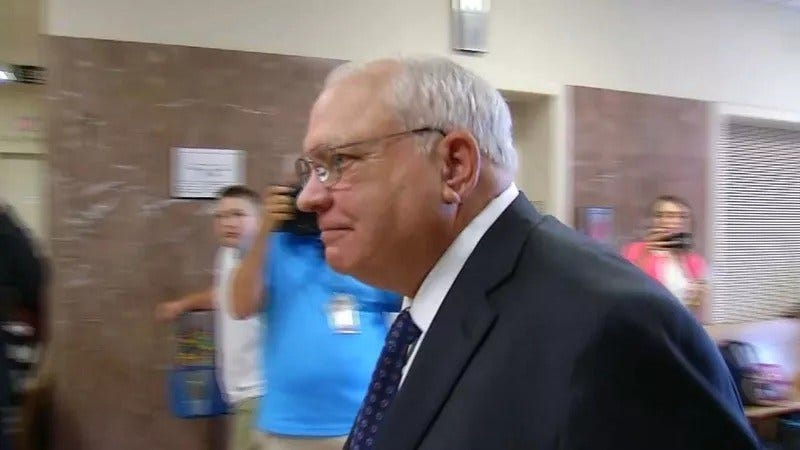 Court Denies Petition For Rehearing Of Bob Bates