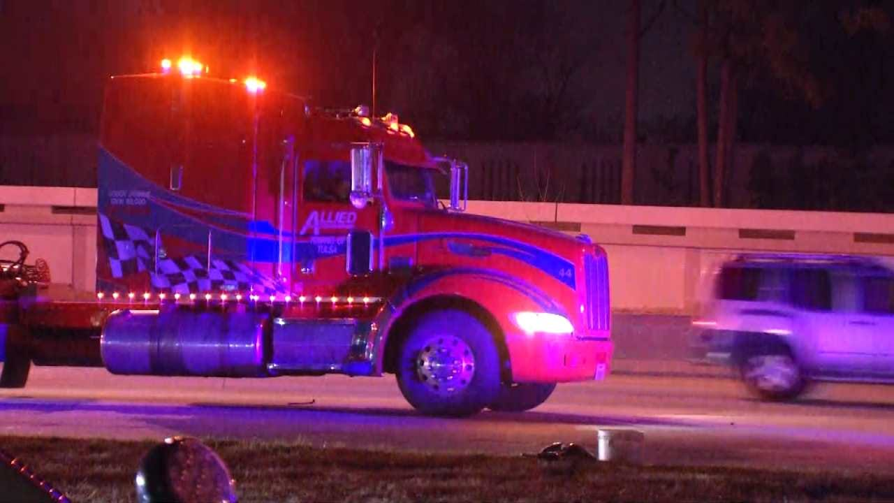 OHP: SUV Driver Killed In Crash With Semi On I-44