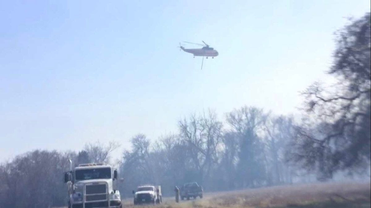 Rural Firefighters Welcome Possible Sales Tax Increase