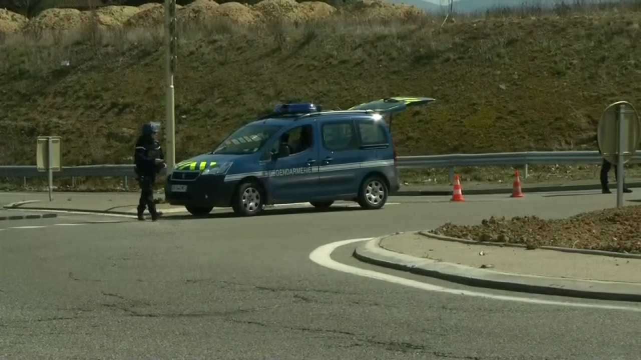 Two Killed In France Hostage Situation