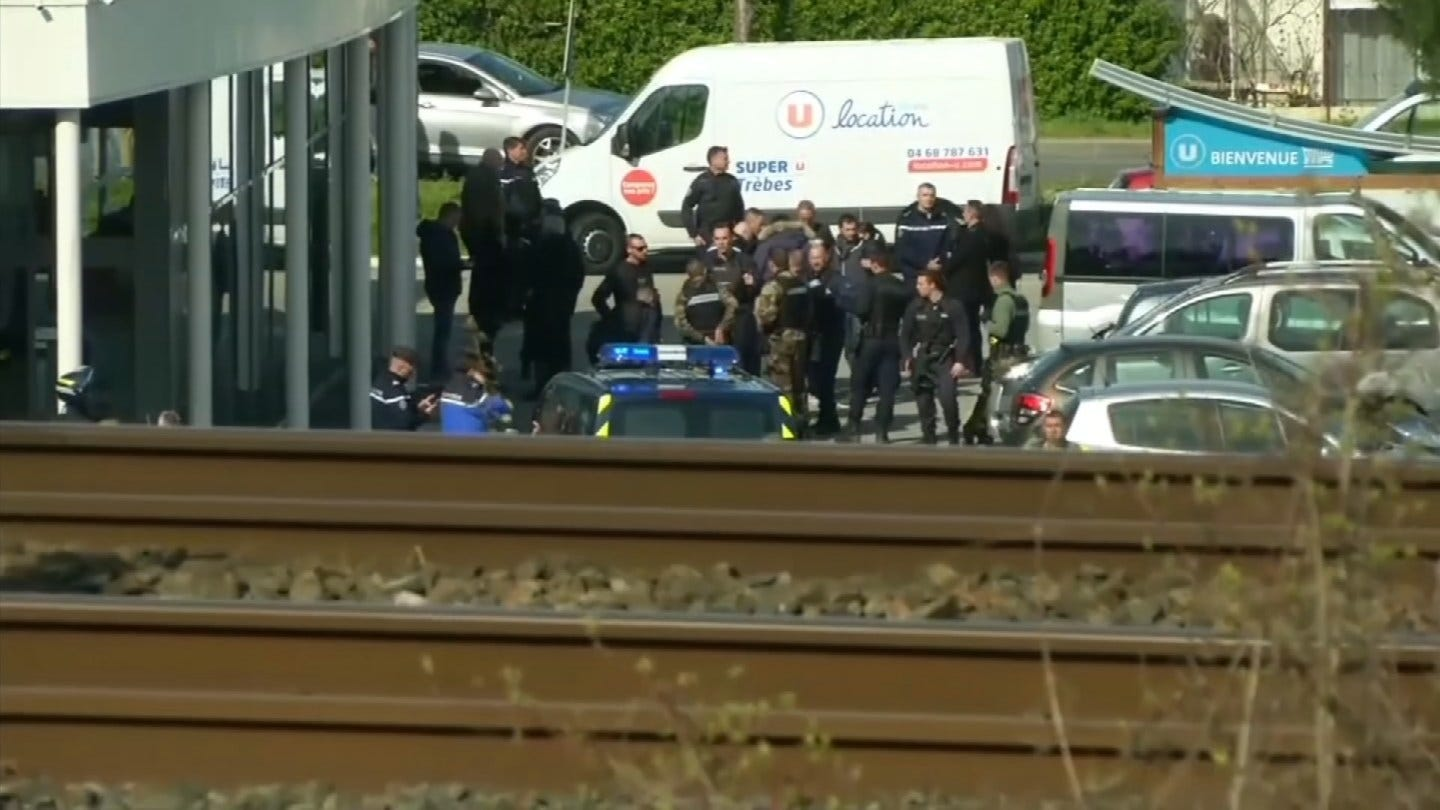 French Policeman Traded Himself For A Hostage, Dies Of His Injuries
