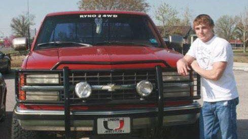 Green Country Parents Devastated After Late Son's Truck Stolen