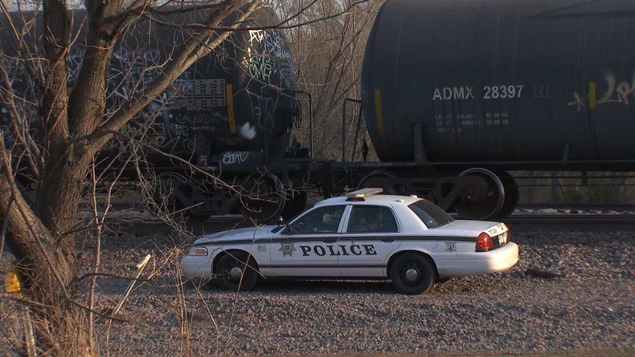 One Dead After Tulsa Train Accident