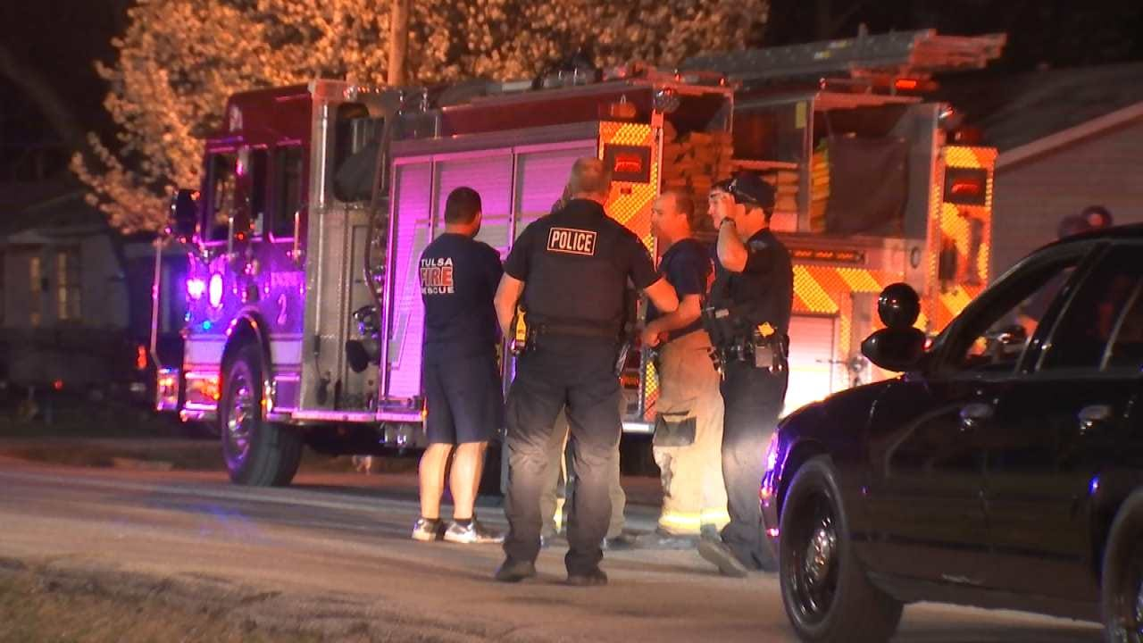 Tulsa Woman Arrested After Stealing Fire Truck, Police Say