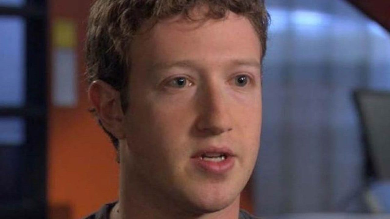 Facebook CEO Apologizes For Breach Of Trust In Full-Page Newspaper Ads