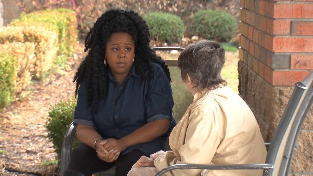 "Tulsa Teacher Works Five Extra Jobs To ""Enjoy Life"""
