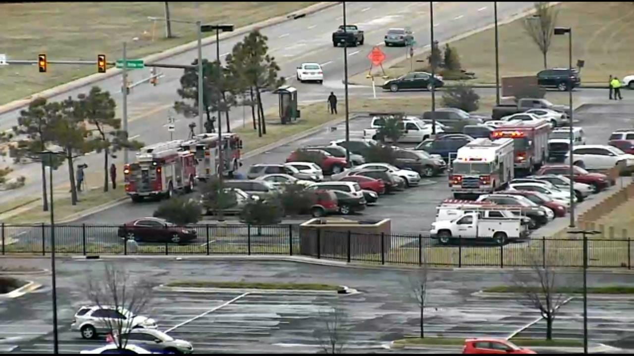 All Clear Given After Suspicious Envelope Found At Tulsa Social Security Office