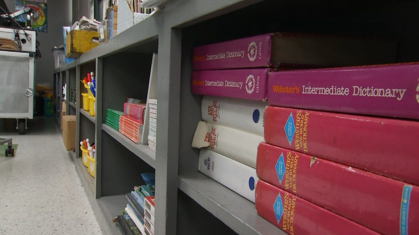 Effects Of Poor Financial Management Evident At A Tulsa Elementary School