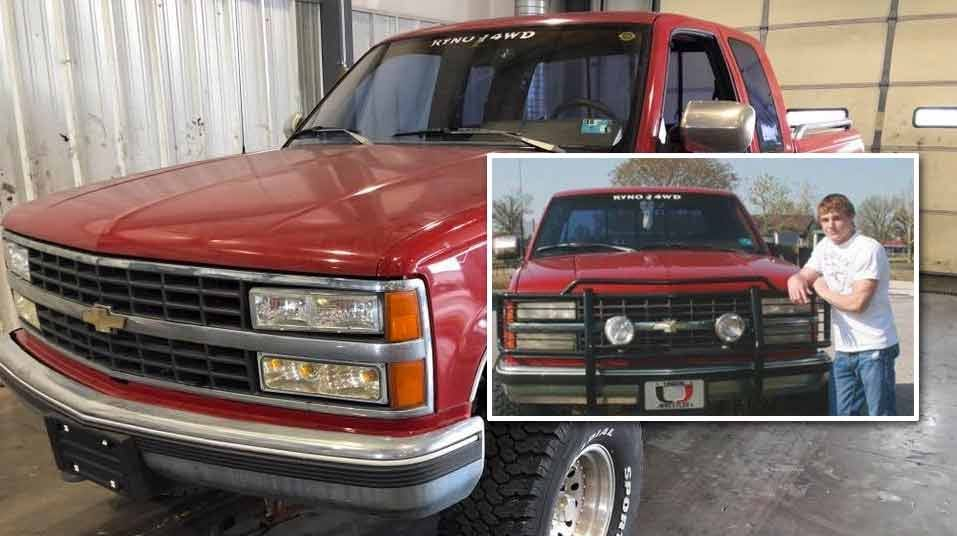 Green Country Family Grateful To Get Late Son's Stolen Truck Back