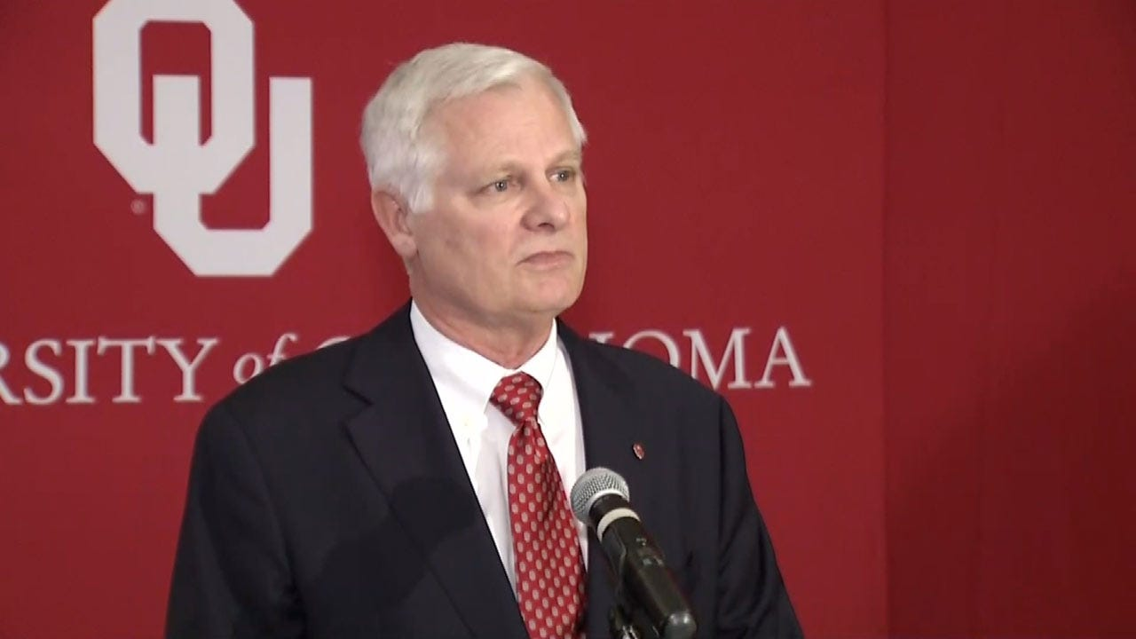Newly-Named OU President Visits Tulsa Campus