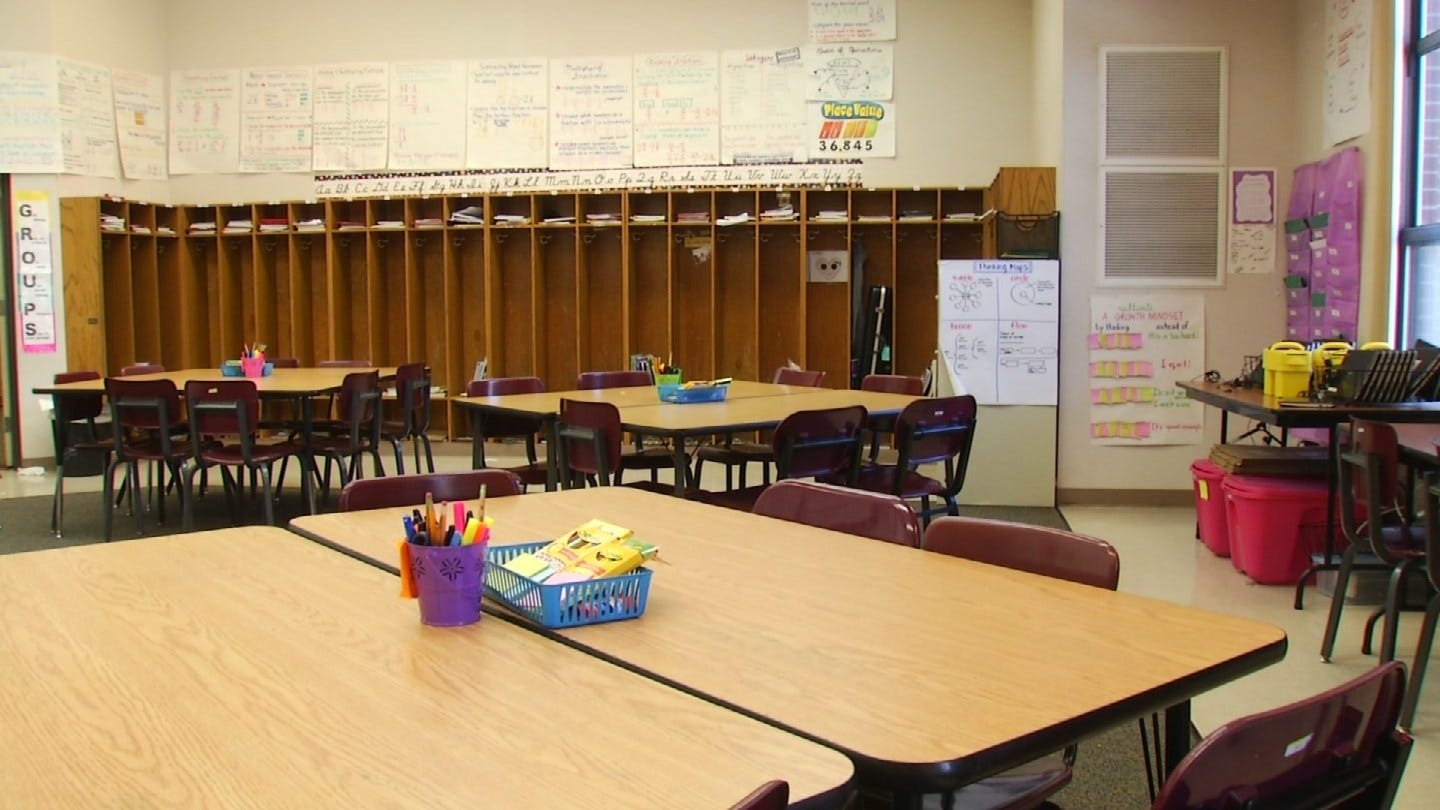 Poll: Oklahoma Voters In Favor Of Change To Support Teachers