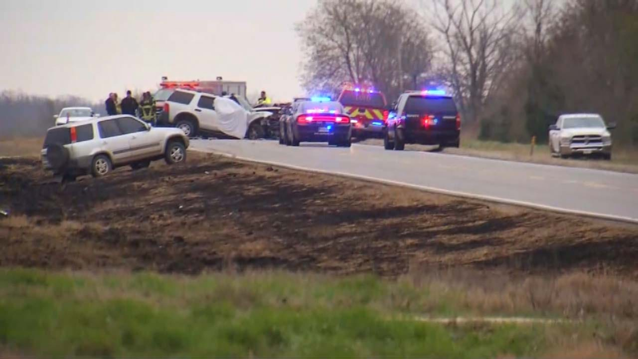 Troopers Identify Two Killed In Crash Near Locust Grove