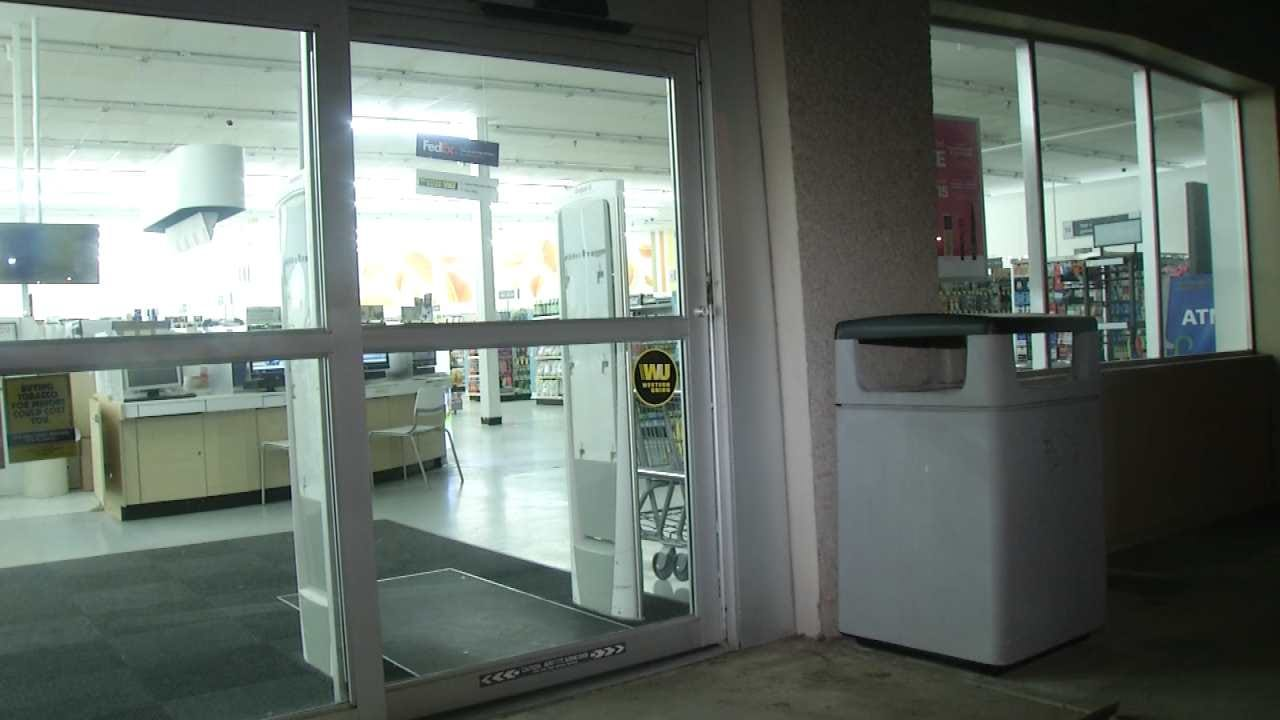 Burglar Steals Cigarettes From Tulsa Drug Store