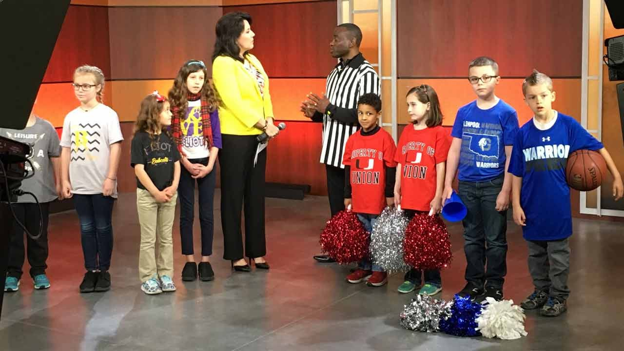 Four Finalists In Tulsa Gathering Place March Reading Madness Challenge