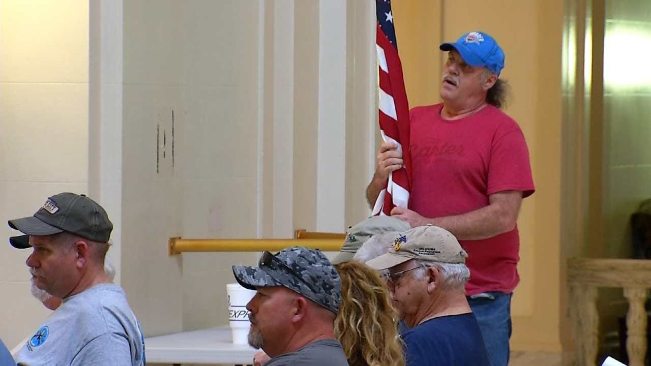 Pro Second Amendment Rally Held At State Capitol