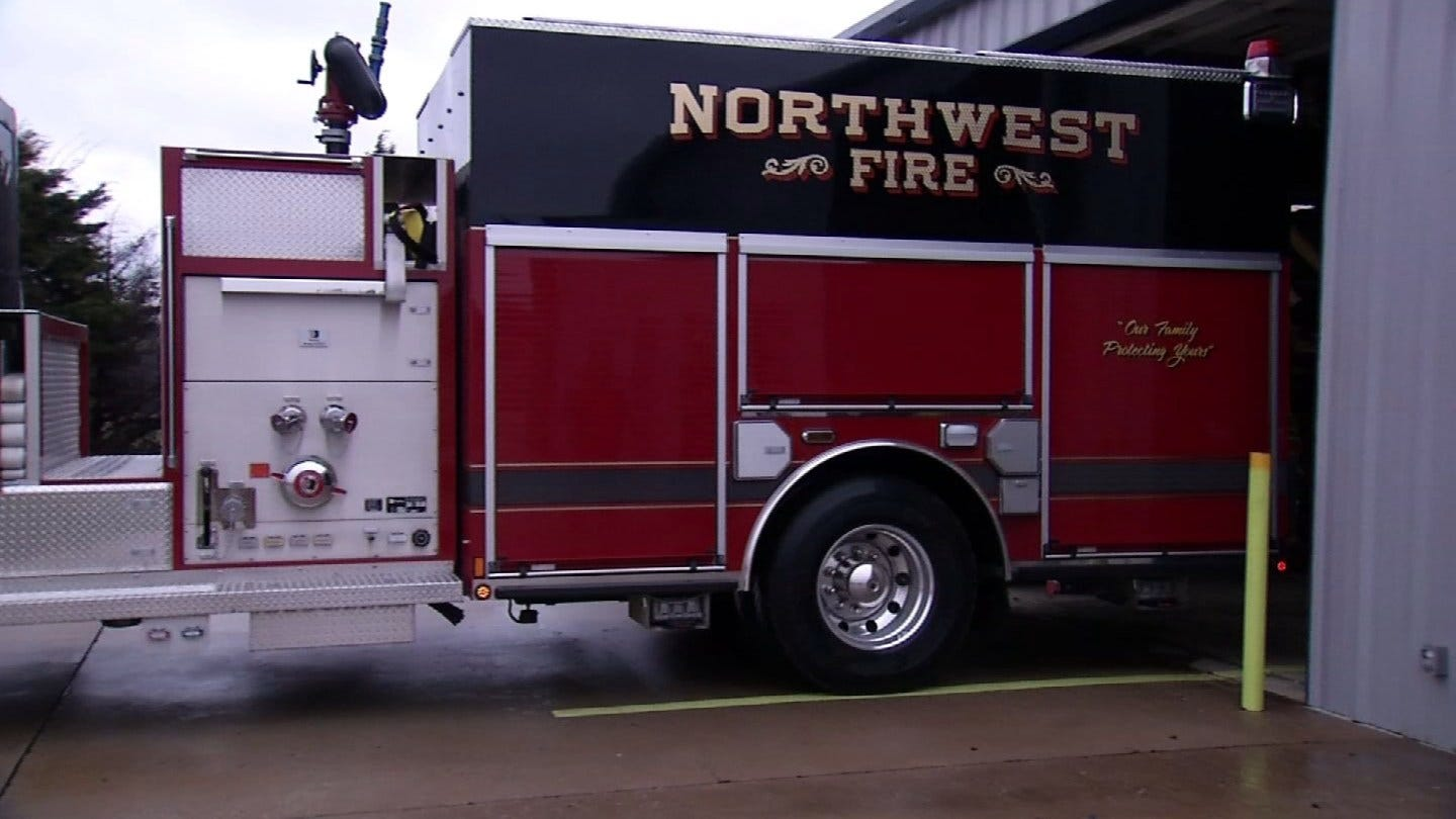 Rogers County Voters To Decide 2 Bond Issues For Their Fire Department