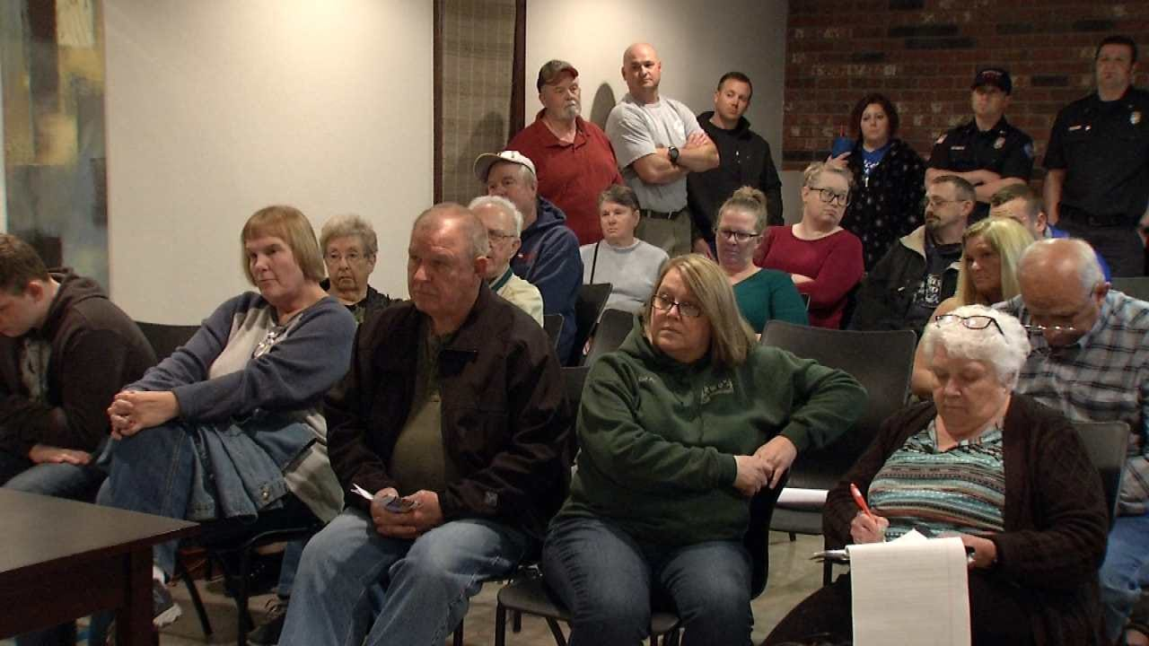 Rogers County Voters To Decide On Fire Station Bond Issue