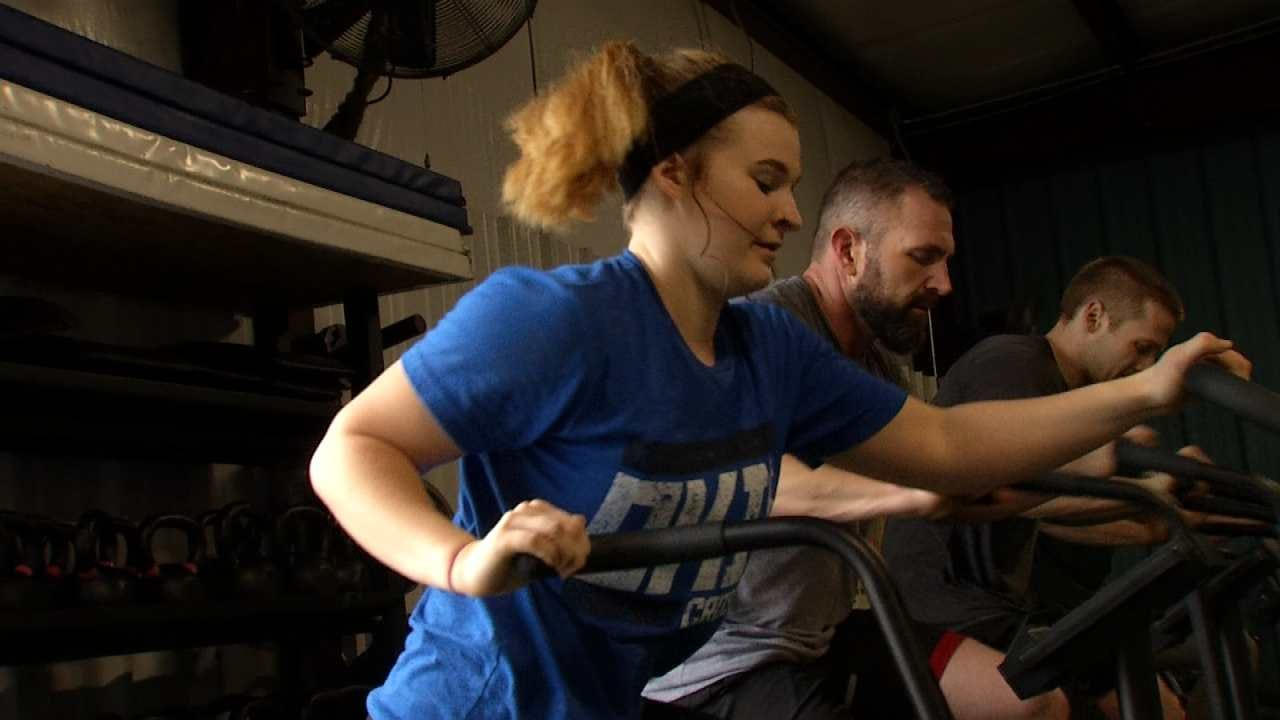 High School Athlete In Tahlequah Driven To Be Best In The World