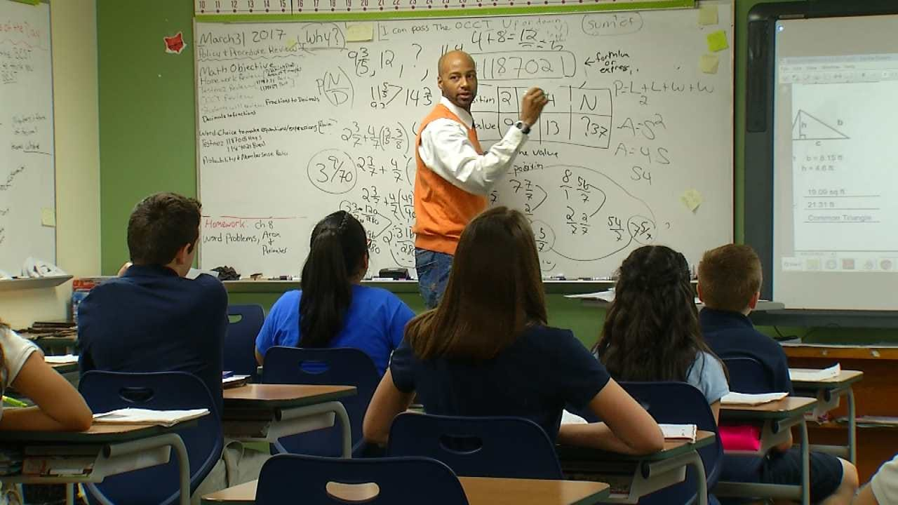 Oklahoma Trains Great Teachers, But Often For Other States