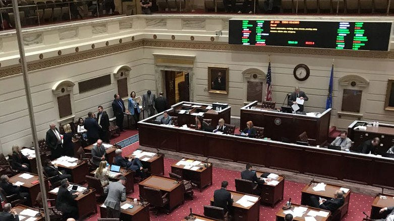 State Senate Passes Funding Bill For Teacher Pay; House To Repeal Hotel Tax