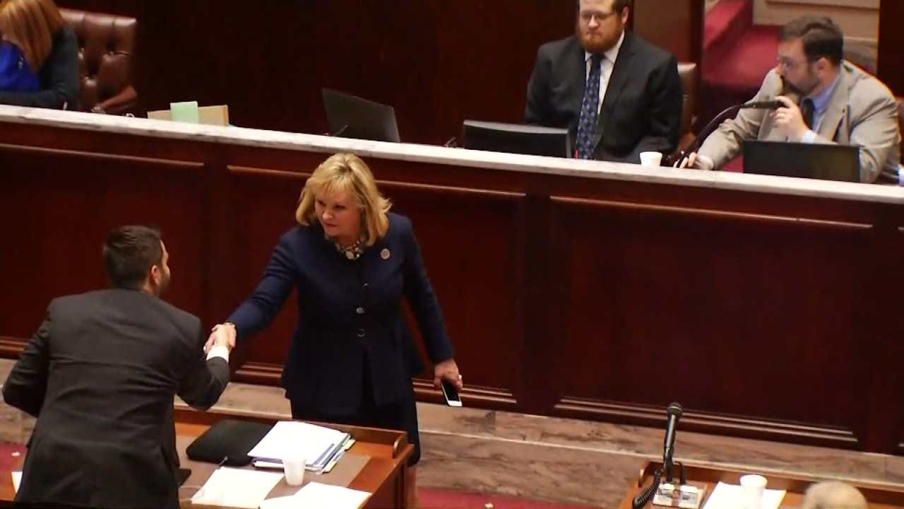 Governor Says She Will Sign Education Funding Bill