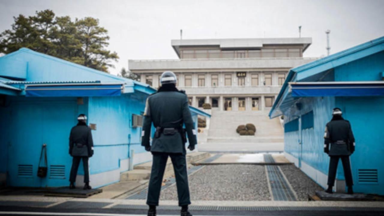 Kim Jong Un To Meet South Korea's President In April Summit