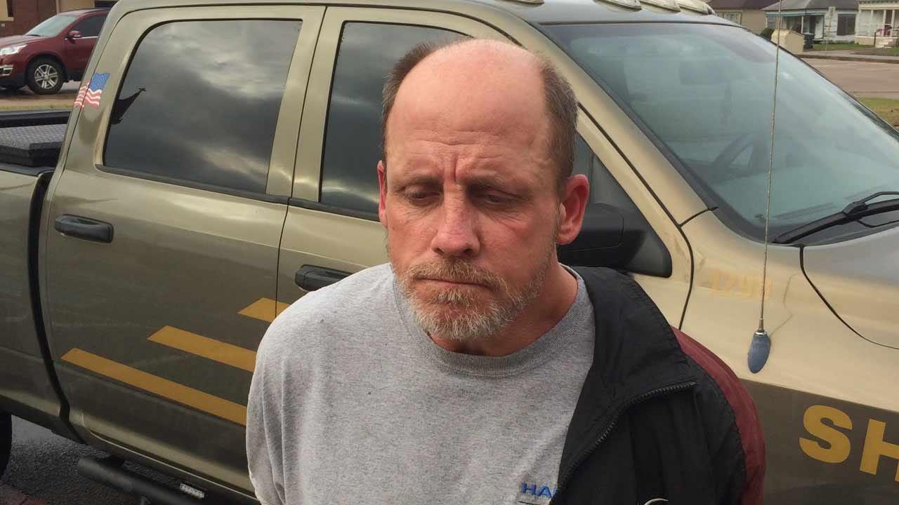 Prison Escapee Arrested In Okmulgee