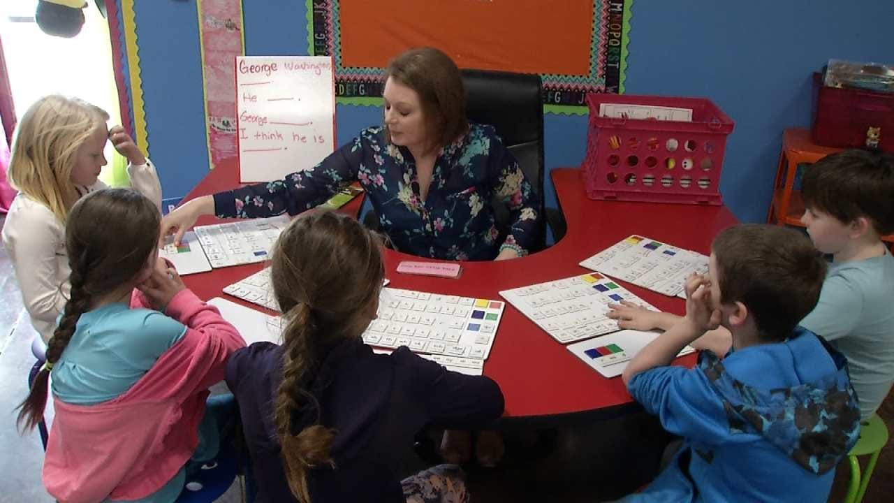 Educating Oklahoma: Lottery And Other Funding Ideas