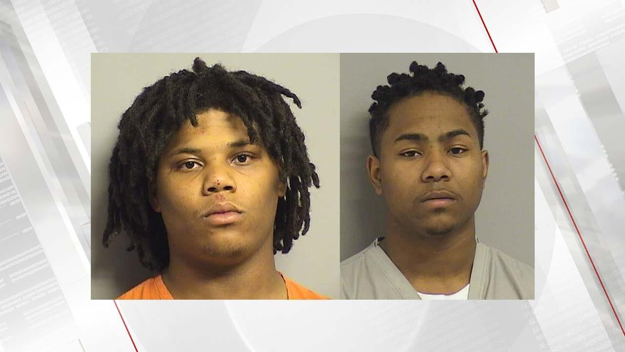 Judge Sentences Two For 2016 Tulsa Robbery, Rape