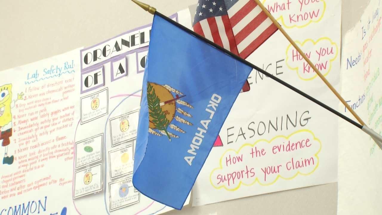 Oklahoma Lags Far Behind In Education Funding