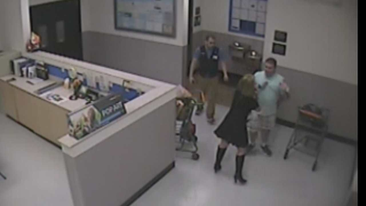 Surveillance Video Released In BA Walmart Upskirt Photo Incident