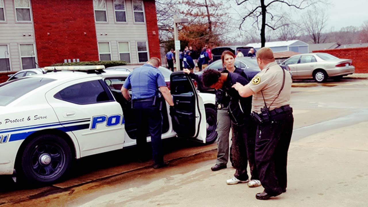 Teen Arrested For Assaulting Officers Following Coweta Chase