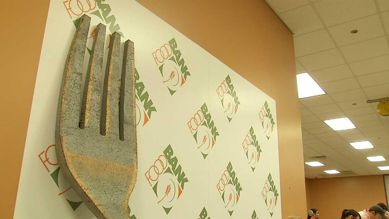 Tulsa Company Matching Donations To Community Food Bank