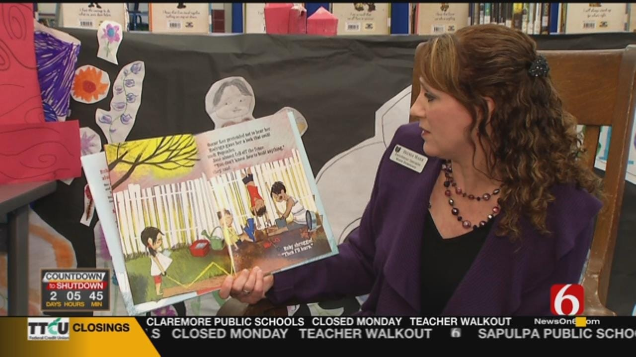 Union Teacher Publishes Children's Book, Updating Classic Story