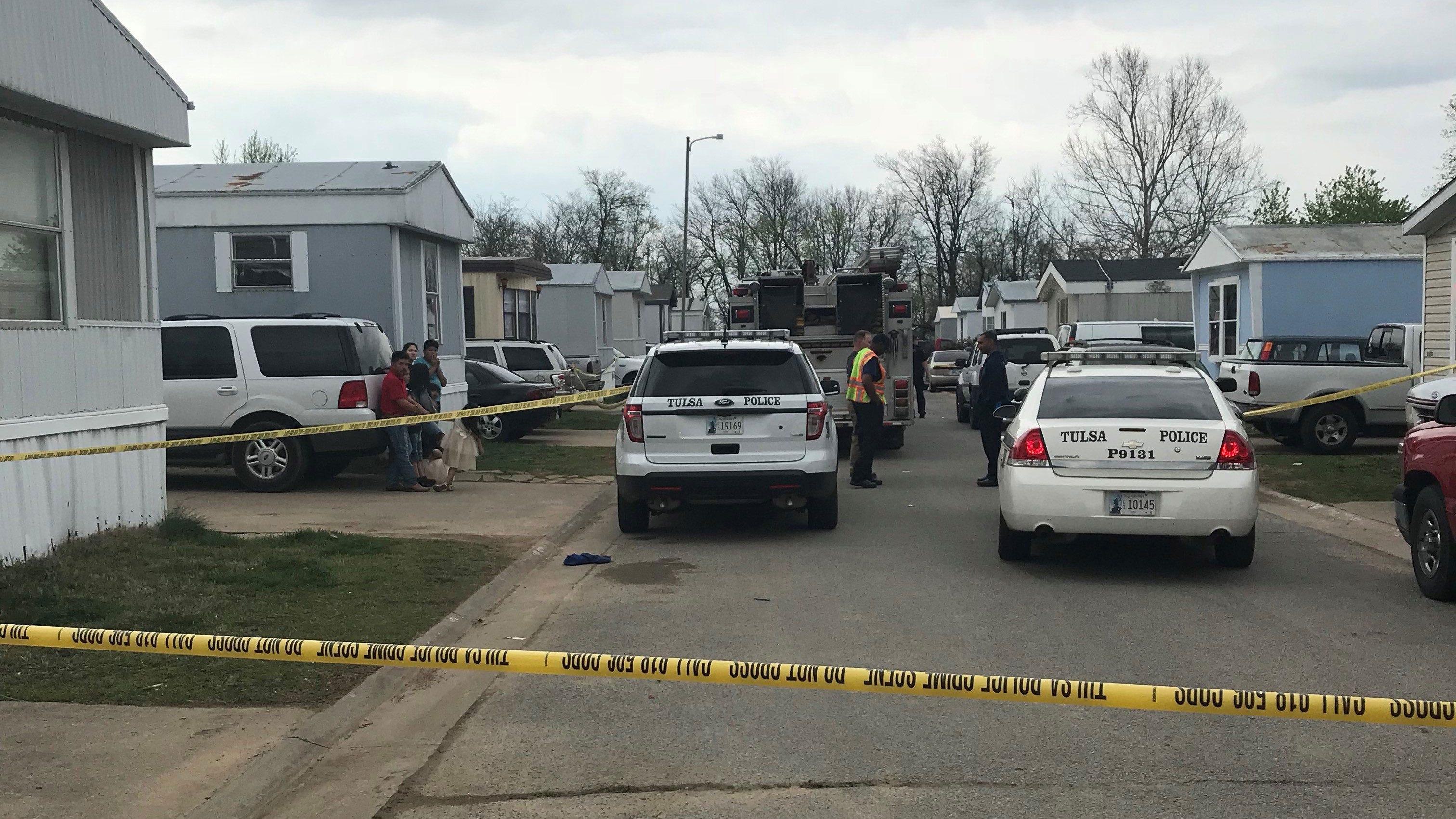 Family Member Runs Over, Kills 2-Year-Old Boy, TPD Says