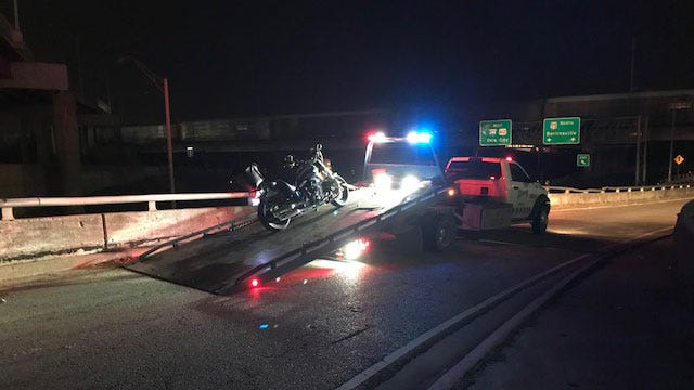 Riders Badly Hurt When 2 Motorcycles Crash In Tulsa