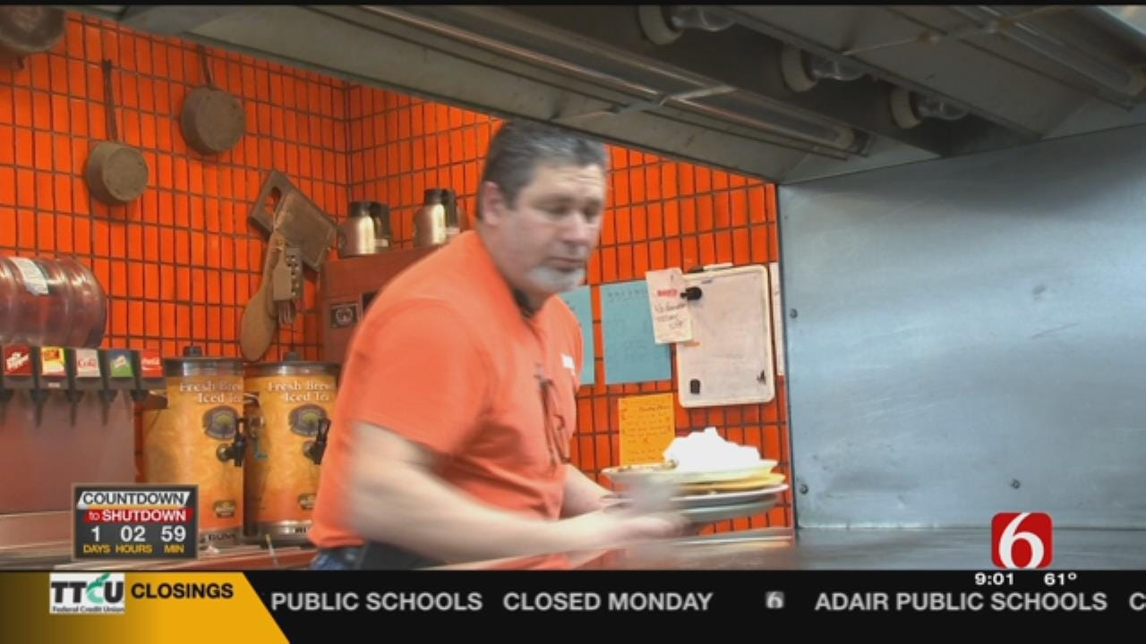 Walkout Not Just About Pay Raise, Tulsa Teacher Says