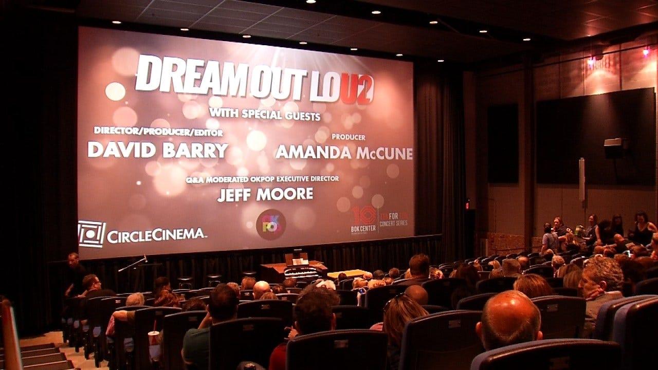 Circle Cinema Hosts Premiere Of U2 Documentary