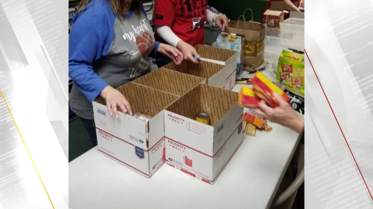 Claremore's Blue Star Mothers Are Asking For Help