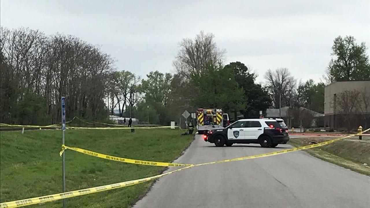 Homicide Suspect Arrested In Jenks