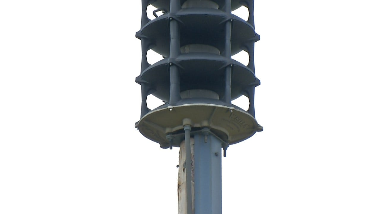 How Reliable Are Our Tornado Sirens?