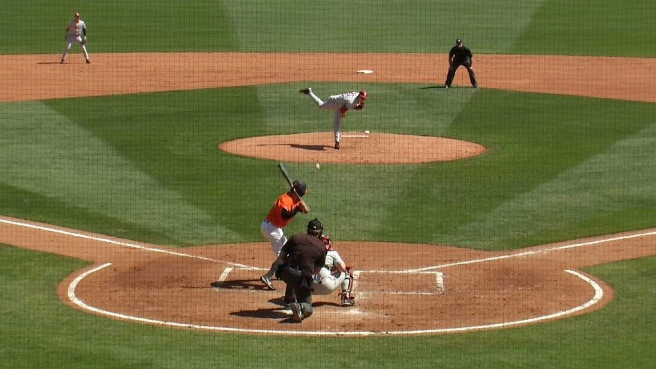 Oral Roberts Vs. OK State Baseball Preview