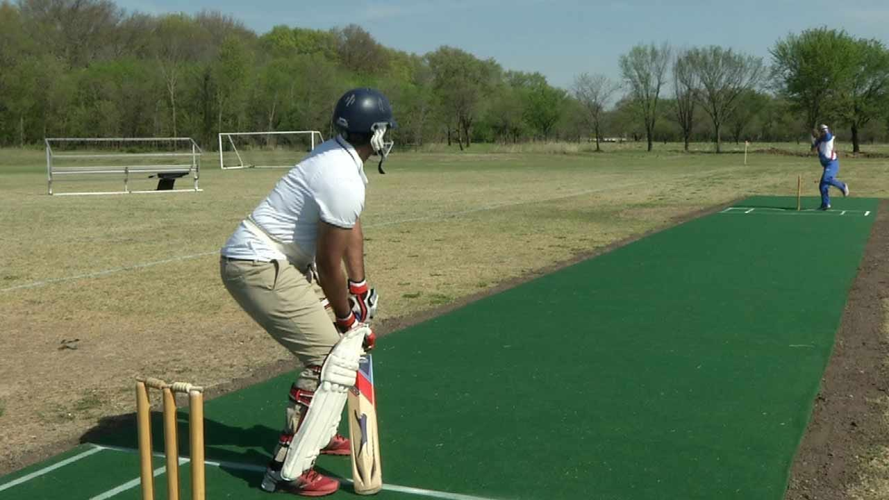 State's First Cricket Field Could Mean Big Business For Bartlesville